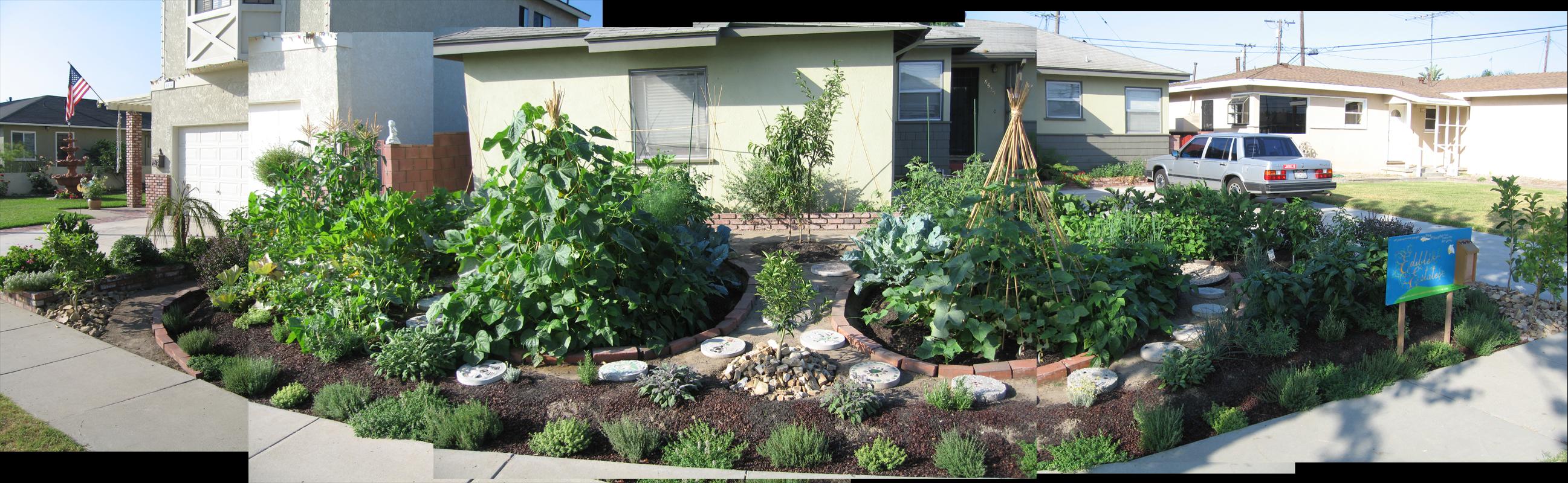 Edible Estates in Lakewood, CA