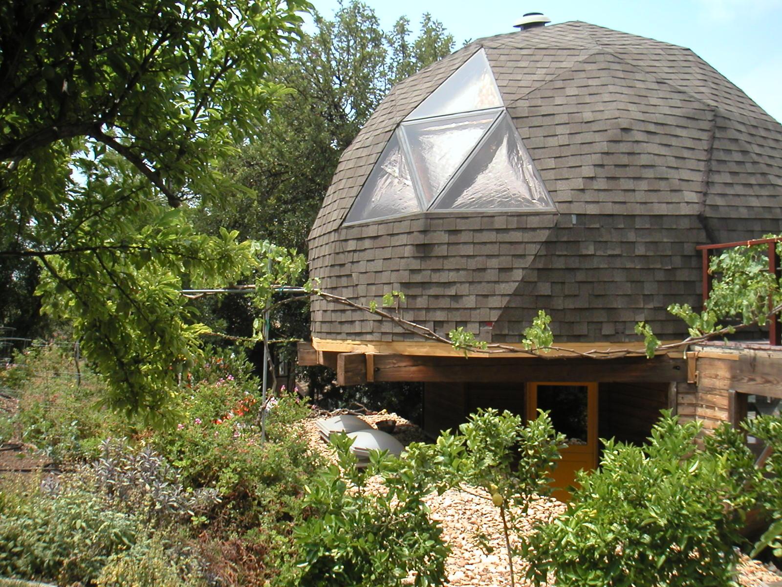 Купольный дом проекты фото