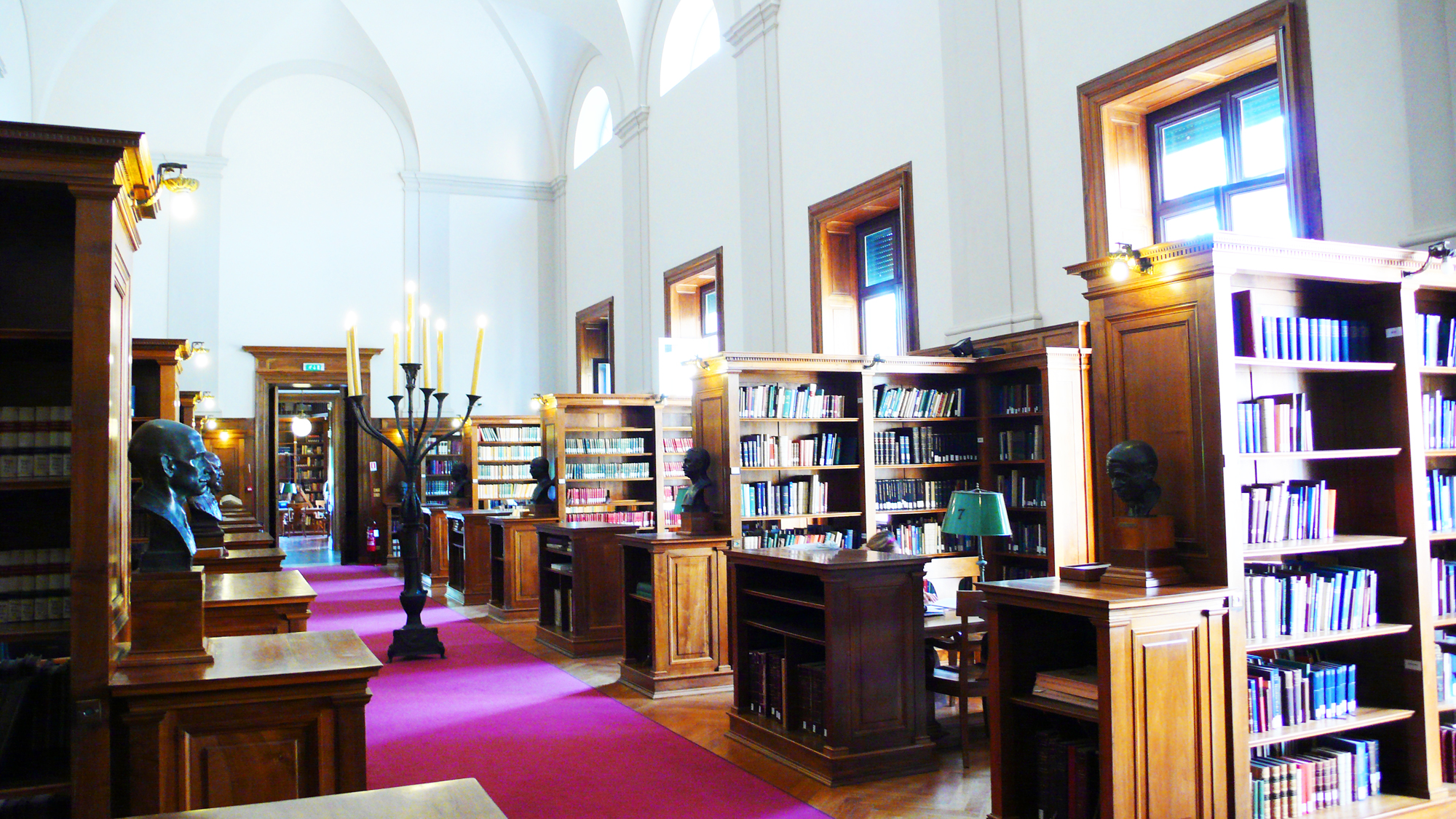 American Academy In Rome Library
