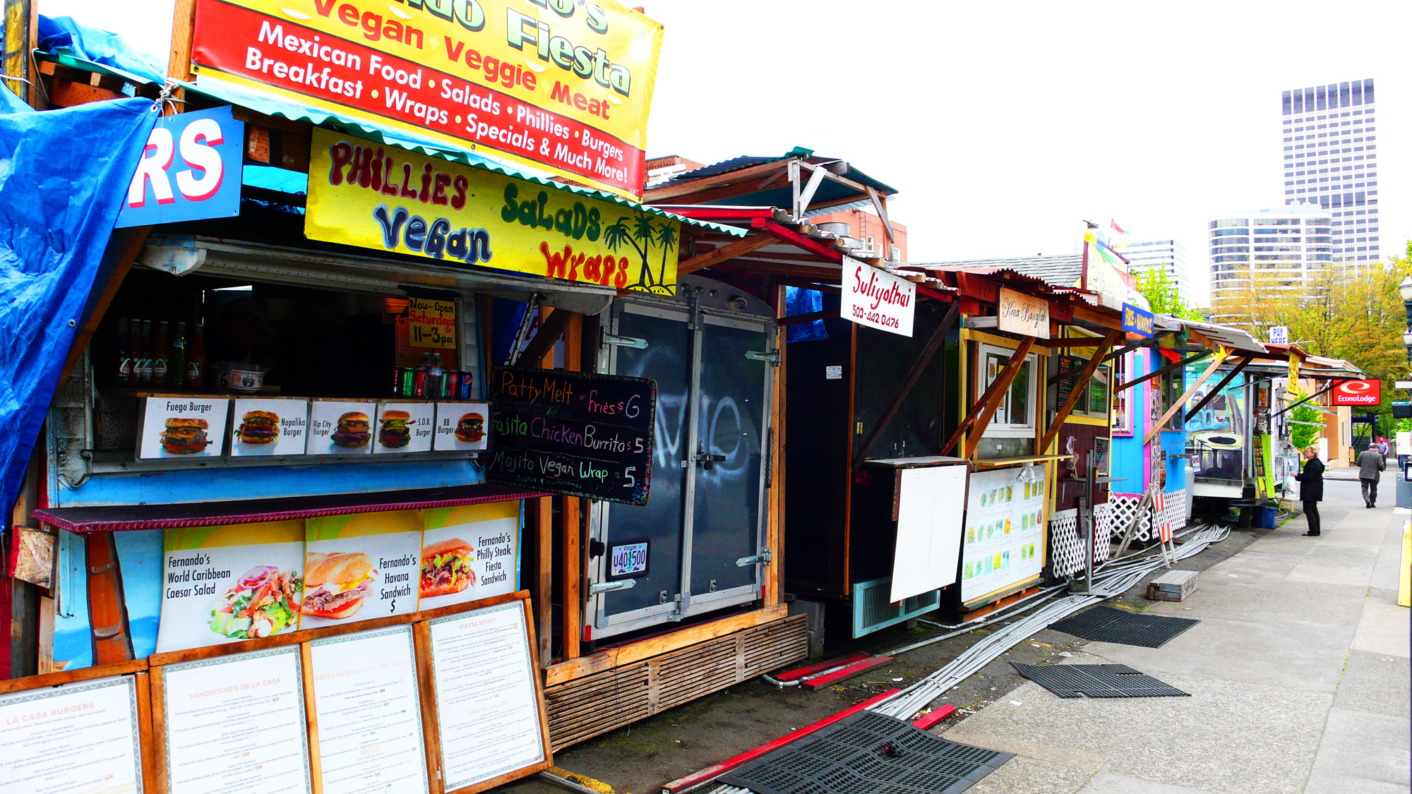 Best Food Trucks Cities In The World