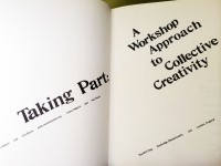 """Taking Part: A Workshop Approach to Collective Creativity"" 1975"