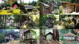 Salmon Creek Farm cabins